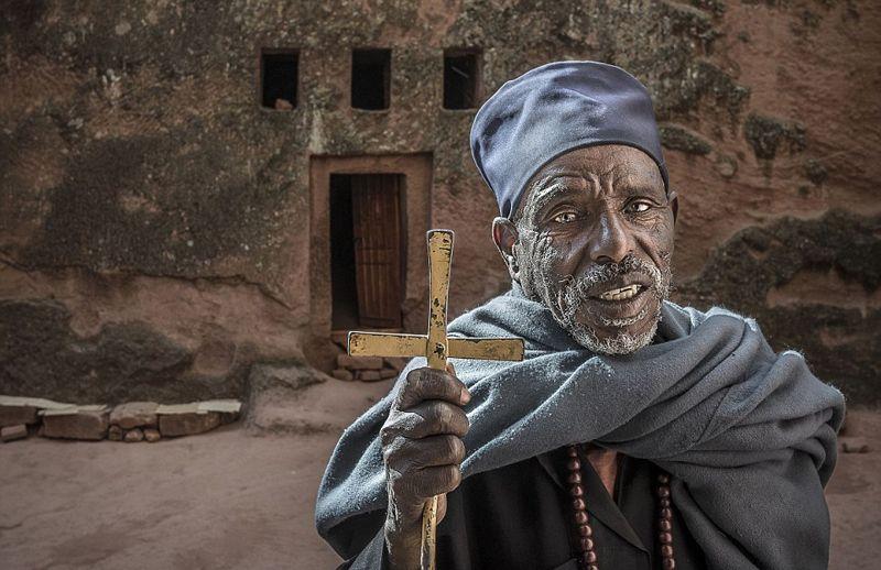 令人惊叹!镜头记录埃塞俄比亚部落的传承